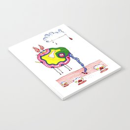 Fly Away Notebook