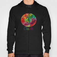 Color Theory Clash Hoody
