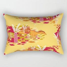Amarga Marsh Rectangular Pillow