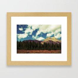 September (Re)View Framed Art Print