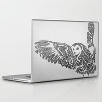 hunting Laptop & iPad Skins featuring Hunting  by Larissa