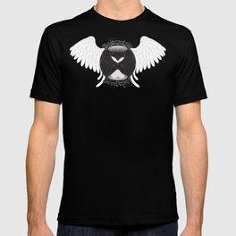 Eternity Concepts Logo (Black Background) T-shirt