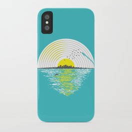 Morning Sounds iPhone Case