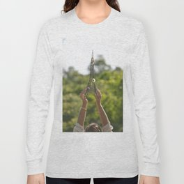 The World On My Shoulders Long Sleeve T-shirt