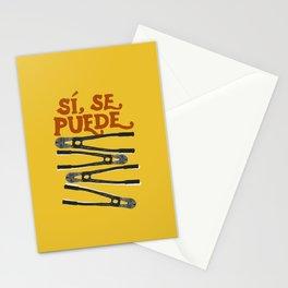 Sí se puede Stationery Cards
