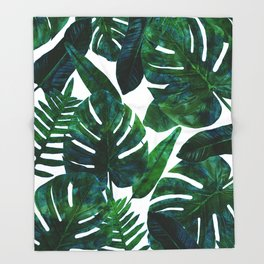Perceptive Dream || #society6 #tropical #buyart Decke