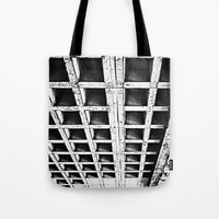 concrete Tote Bags featuring Concrete by Cobo