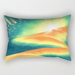 Sunkissed Rectangular Pillow