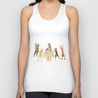 big hero 6 Tank Tops featuring Big Hero 6 Disneys by Carma Zoe