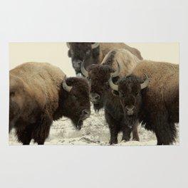 American Buffalo Rug