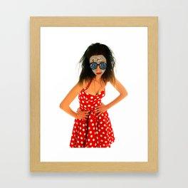 Homemaker 2 Framed Art Print