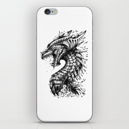 Dragon's Outrage iPhone Skin