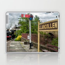 Llangollen Railway Station Laptop & iPad Skin