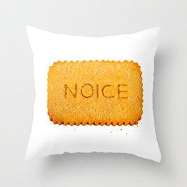 NOICE Throw Pillow