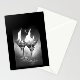 Hot Drink Stationery Cards