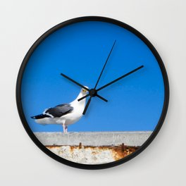 Yes You Wall Clock