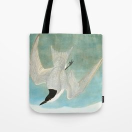 Marsh Tern Tote Bag
