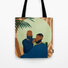 Barbershop No. 1 Tote Bag