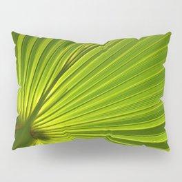 Palm Leaf Pillow Sham