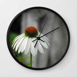 In the Garden with Saint Francis Wall Clock