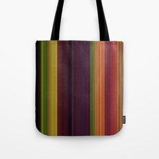 Fall stripes 1  Tote Bag