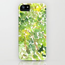 Stuck in a Tree iPhone Case