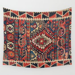Kordi Balisht Khorasan Northeast Persian Bag Prin Wall Tapestry