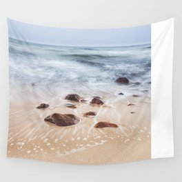 By the Shore - Landscape and Nature Photography Wall Tapestry