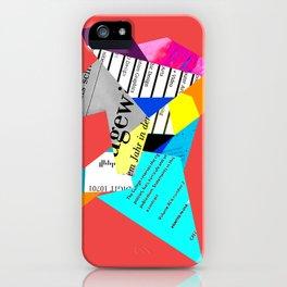 Gew iPhone Case