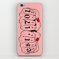 detroit iPhone & iPod Skins featuring Detroit MI by scoobtoobins