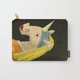 The Unicorn with the Pearl Earring Carry-All Pouch