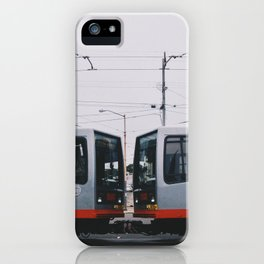 N Judah iPhone Case