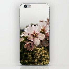 Flor de Almendro iPhone Skin