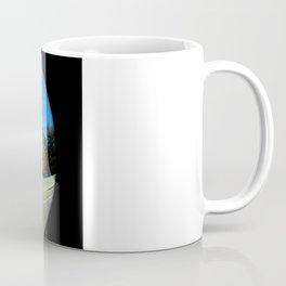 Basket Bridge Textured Coffee Mug