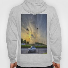 The Sunset Landing Hoody
