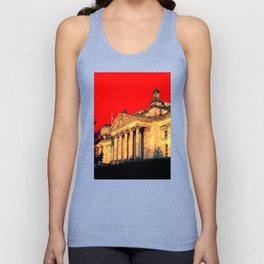 Architectural Shapes #6 Unisex Tank Top