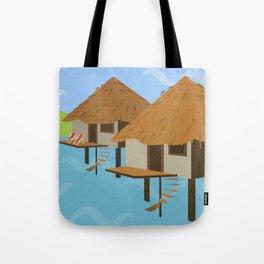 Hut hut Tote Bag