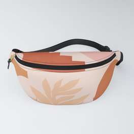 Abstraction_SHAPES_Architecture_Minimalism_002 Fanny Pack