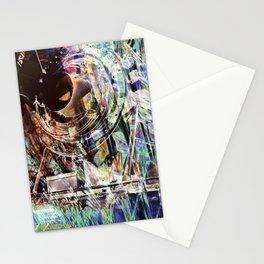 """Locomotion"" Stationery Cards"