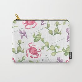 Pins, Pincers and Prickles Carry-All Pouch