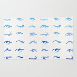 Mascara Envy – Blue Ombré Palette Rug
