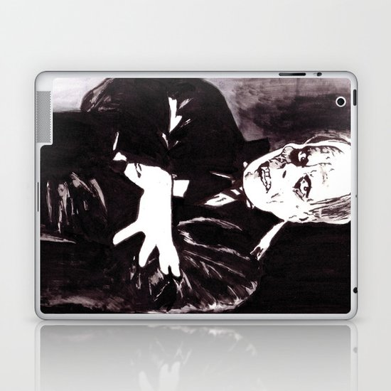 The Phantom Laptop & iPad Skin