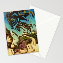 Empire's Decline Stationery Cards