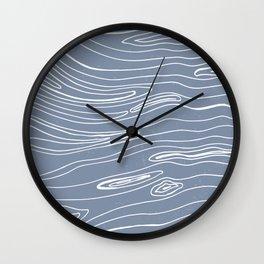 Soul river Wall Clock