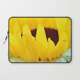 Sunflowers Face the Sun Laptop Sleeve