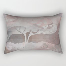 Mother Nature Rectangular Pillow