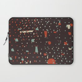 Retro CityLights Laptop Sleeve