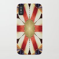 shield iPhone & iPod Cases featuring Shield by Deborah Benoit