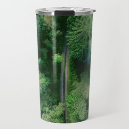 Arial Arboreal Travel Mug