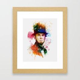 Digital Artwork 5 Framed Art Print